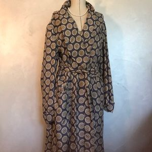 Vintage GREAT DEAL 40's Rabhor Robes Dress or Robe
